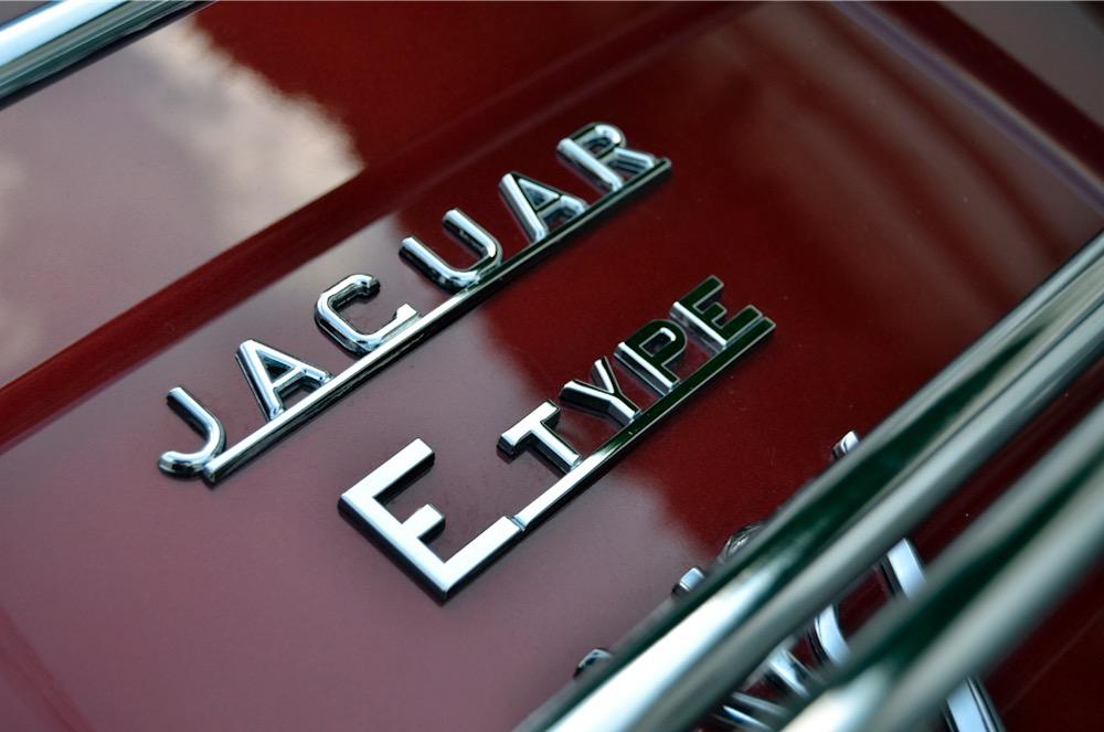 Jaguar E-Type XKE restoration