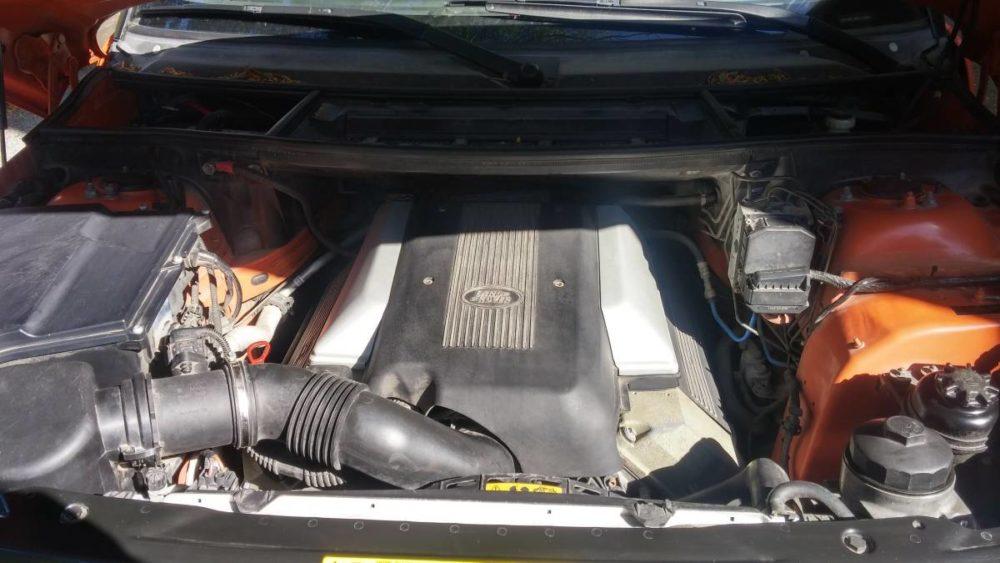 Range Rover G4