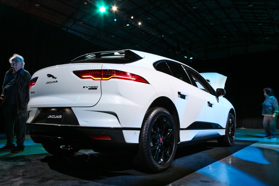 Jaguar Electrifies Experience Los Angeles San Francisco New York Miami E-Pace XE F-Pace XF I-Pace F-Type XJ Test Drive Event