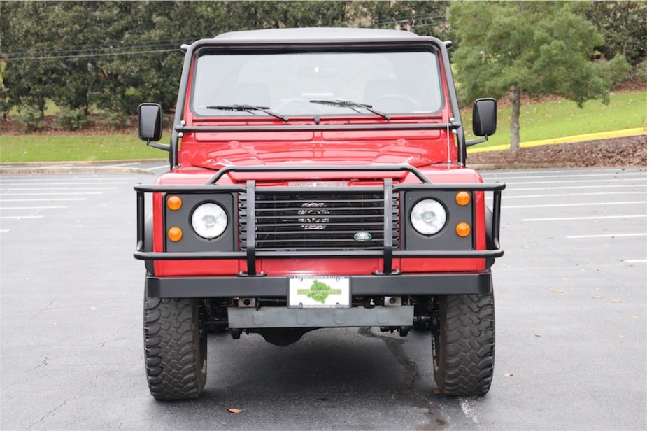 North America Spec Fastback Defender 90