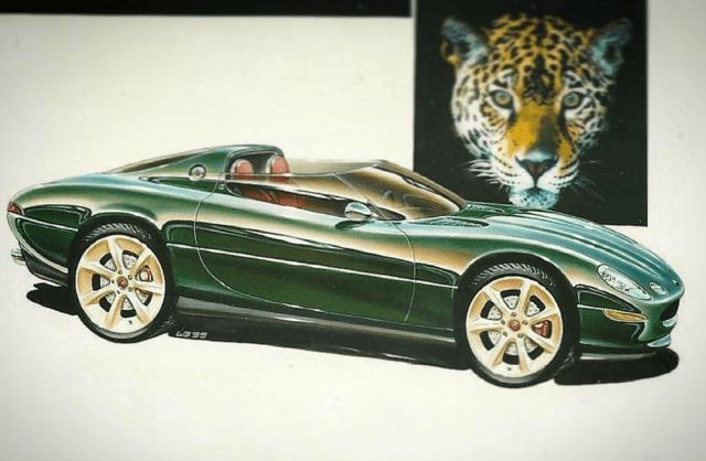 Jaguar Rendering