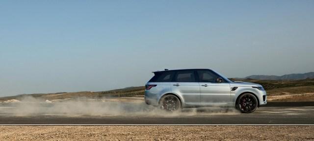 2019 Range Rover Sport SUV Inline Six Cylinder Turbo Electric Supercharger Ingenium Engine News