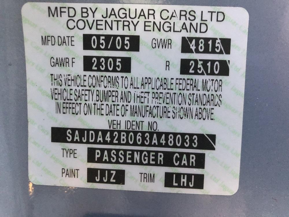 2006 Jaguar XKR Supercharged for Sale