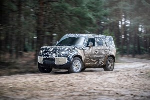 Land Rover Defender Tusk Edition 1.2 Million Kilometers of Development Testing