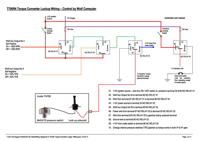 Wiring Diagram Together With 700r4 Transmission Lock Up Wiring Diagram