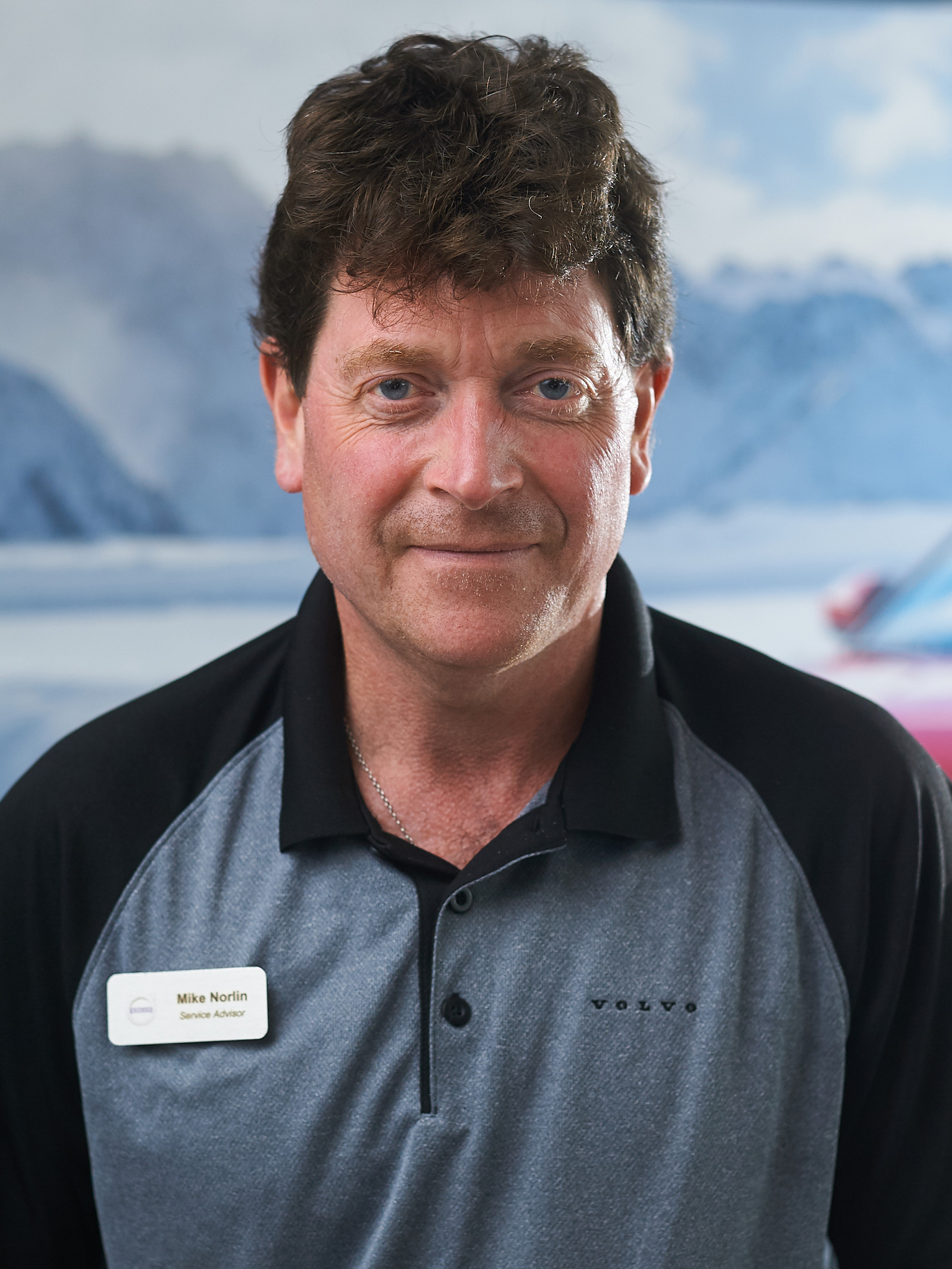 MIKE NORLIN - SERVICE ADVISOR