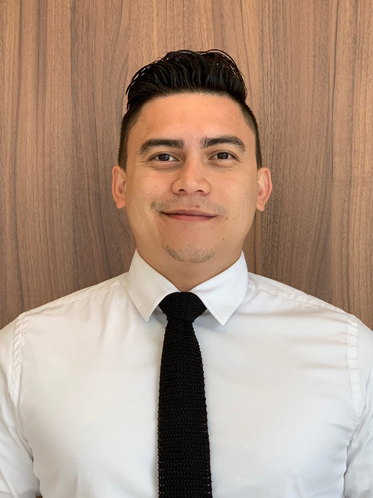 DARIUS GONSALVES - SALES MANAGER