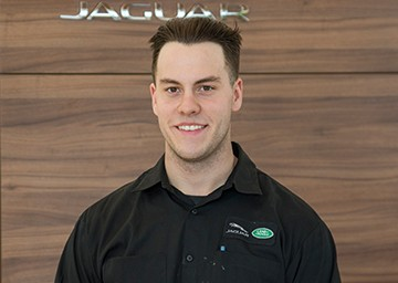 Jacob Myren - Technician Apprentice
