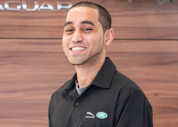 Chris Suknanan - Parts Advisor