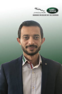 Amged Khodair - Pre-Owned Manager