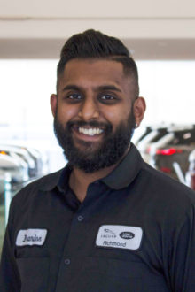 BRANDON MURTHI - JAGUAR TECHNICIAN
