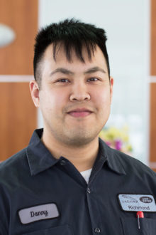 DANNY KUANG - LAND ROVER TECHNICIAN