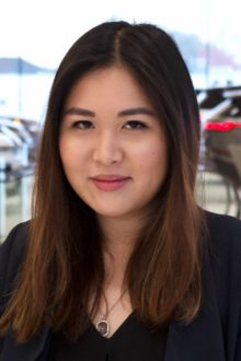 GLENDA CHOU - PRODUCT DELIVERY SPECIALIST