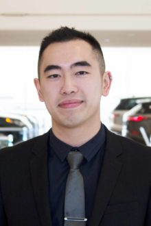 DANIEL LAM - Product delivery specialist