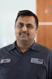 MOHAMMED KHAN - JAGUAR LAND ROVER TECHNICIAN