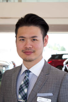 TANDLE HUANG - BRAND SPECIALIST