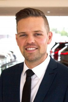 CHARLES MERCIER - SALES MANAGER