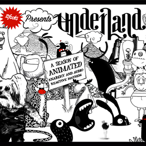 Film Gallery Residency: 12foot6 present 'Underland'