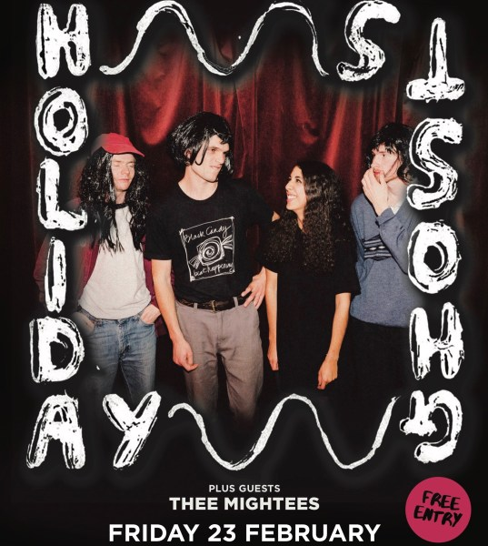 Metropolis presents Holiday Ghosts + Thee Mightees