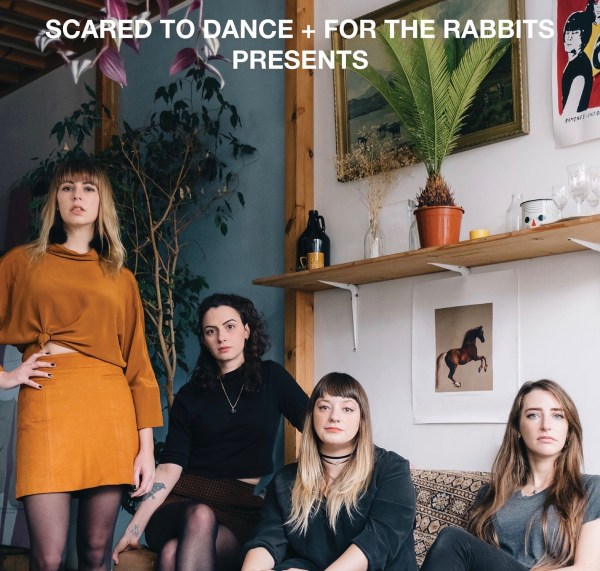 Scared To Dance + For The Rabbits present Totally / The Leaf Library