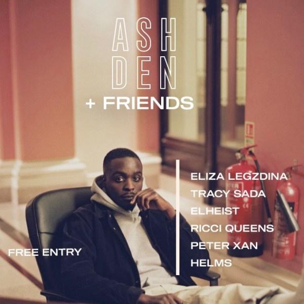 The Victoria presents Ashden & Friends