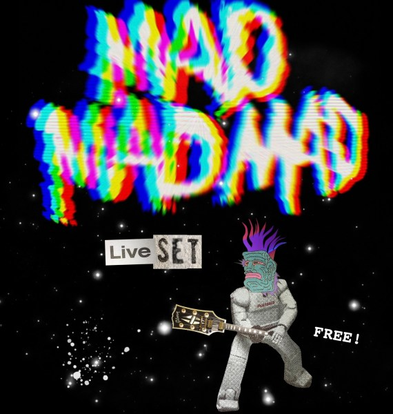 The Victoria presents Madmadmad + guests
