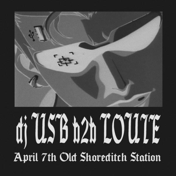 DJ USB b2b Louie