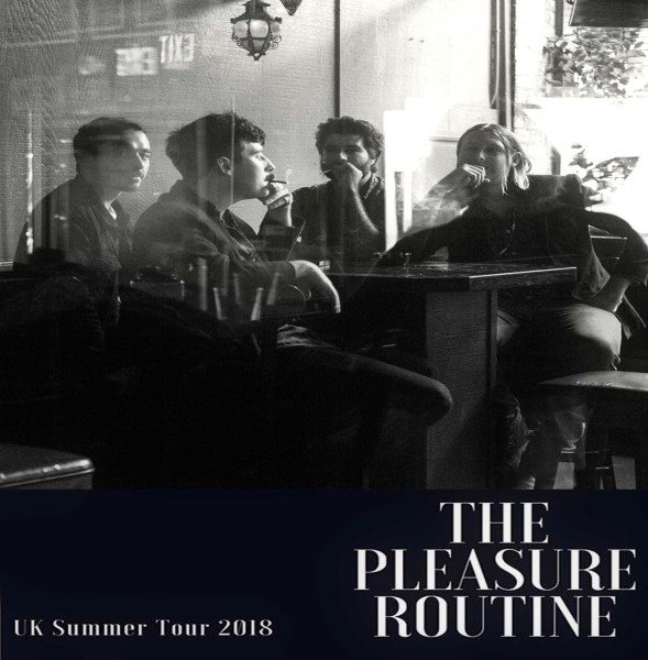 The Victoria presents Frankie Teardrop Dead / The Pleasure Routine / For Joris