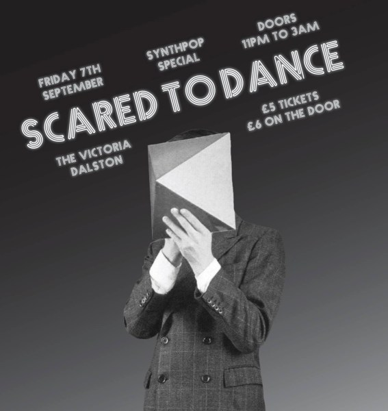 Scared To Dance – Synthpop special