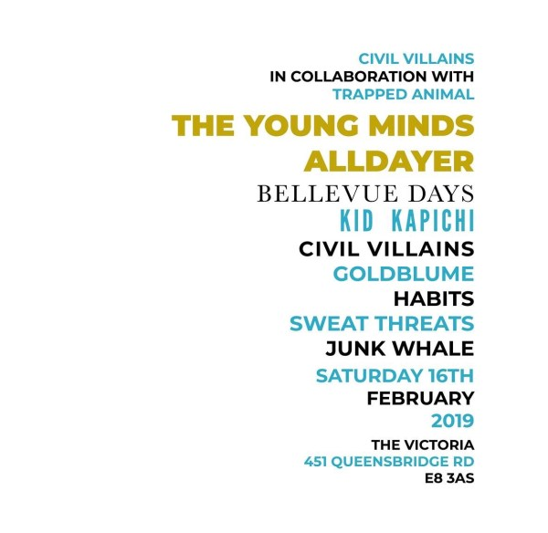 The Young Minds alldayer