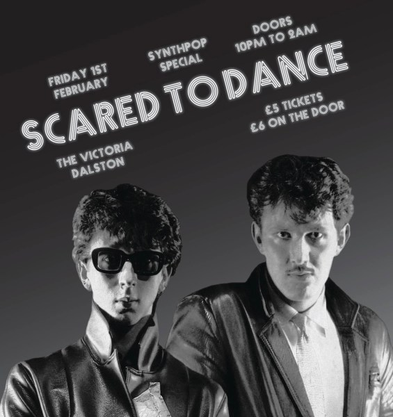 Scared To Dance: Synthpop Special