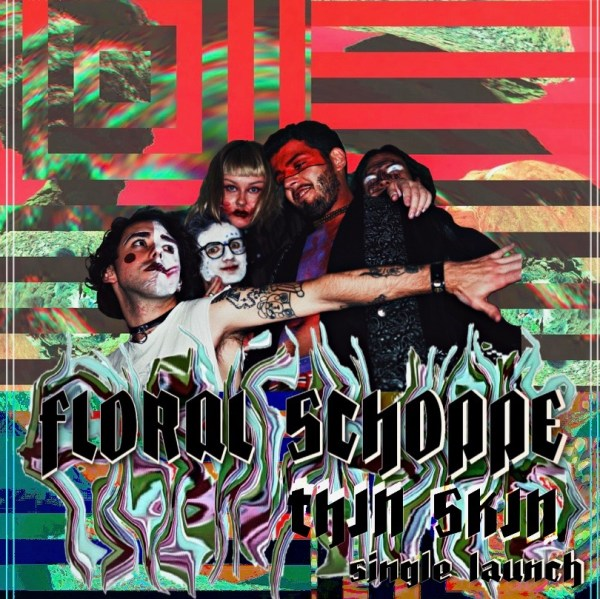 The Victoria presents Floral Schoppe (single launch) with guests Tokyo Sexwail and Couples