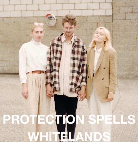Scared To Dance & For The Rabbits presents: Protection Spells + Whitelands