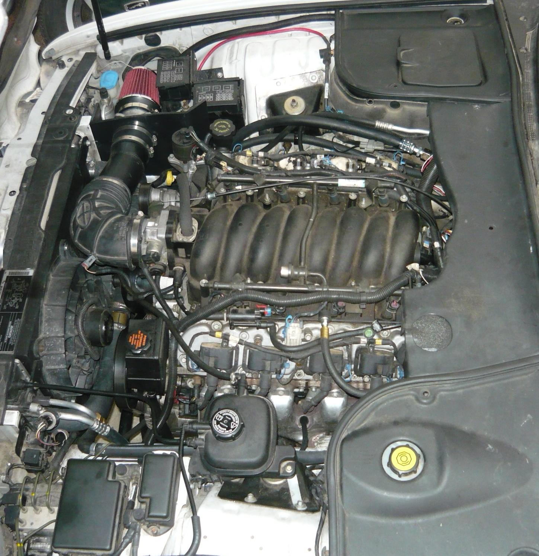 1998 Jaguar Xj6 Vanden Plas 1996