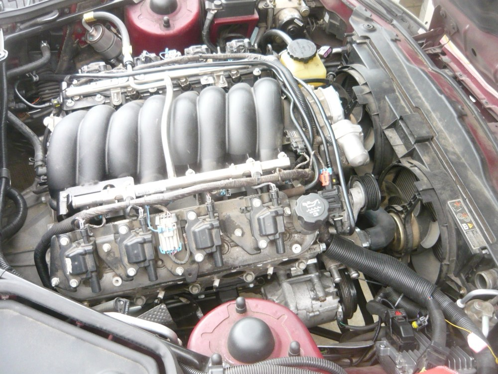 medium resolution of 1997 xk8 convertible with 2009 pontiac g8 l76 and 6l80e 6 speed automatic acquired 2017 and conversion in process