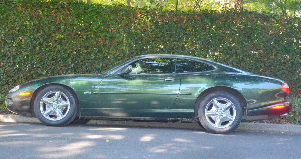 medium resolution of 1998 xk8 coupe waiting for a direction acquired 2018