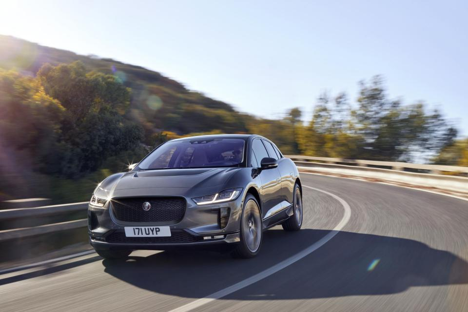 British motors dominate Car of the Year awards: Jaguar I-PACE takes top award