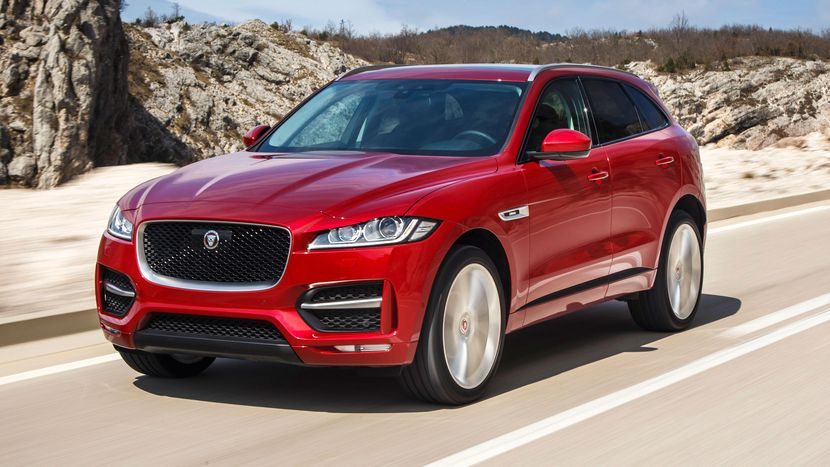 2019 Jaguar F-Pace offers more standard infotainment, safety features