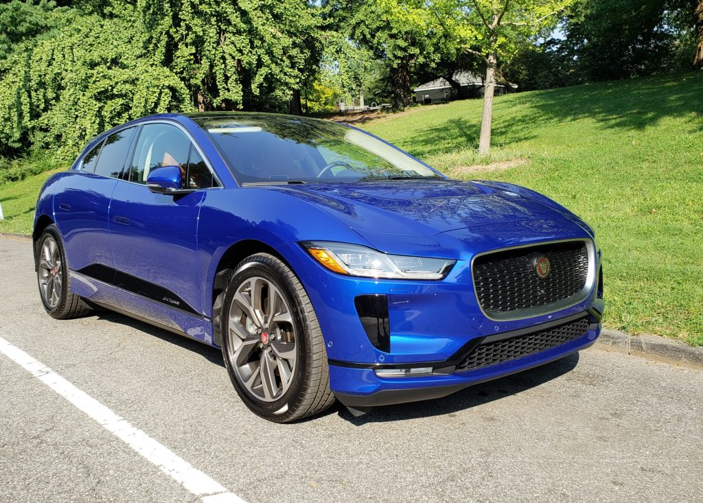 2019 Jaguar I-PACE real world review