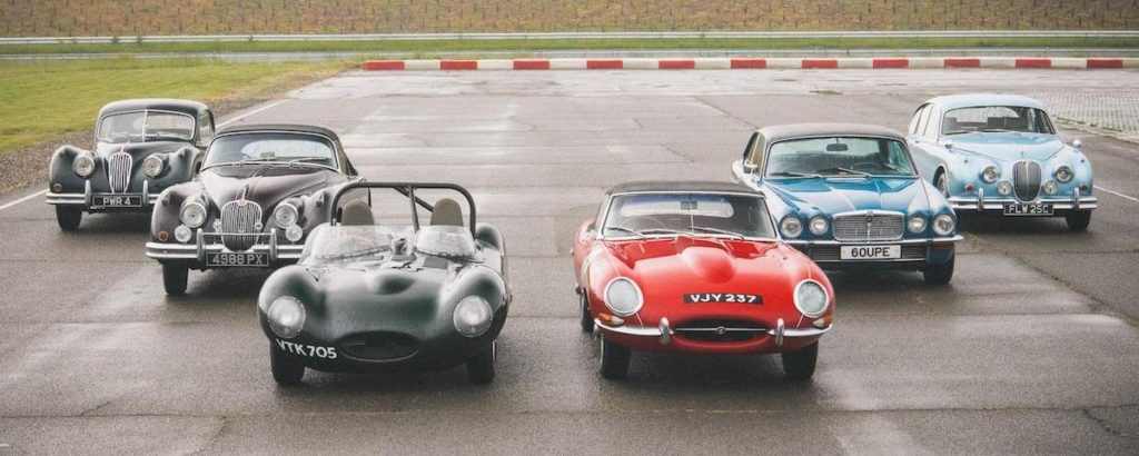 How you can get to drive classic Jaguars &#8211&#x3B; even a D-type!