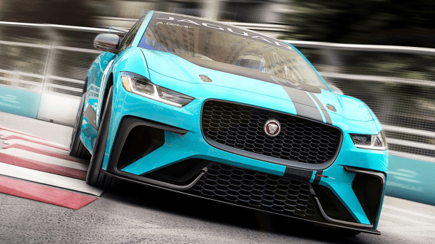 Bryan Sellers aims to be first Jaguar I-PACE eTROPHY Champion