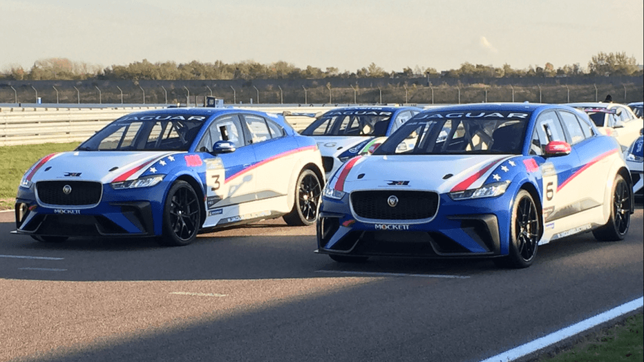 Bryan Sellers excited to help launch Jaguar I-PACE eTROPHY series