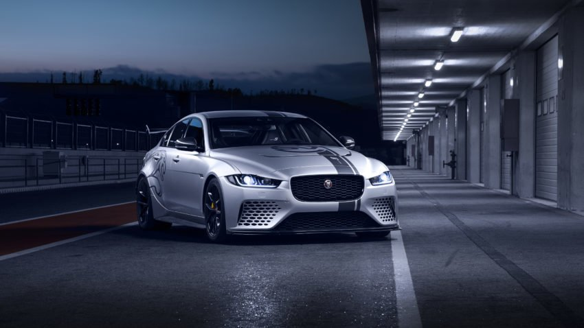 Review: With the Project 8, Jaguar unleashes its most powerful sedan