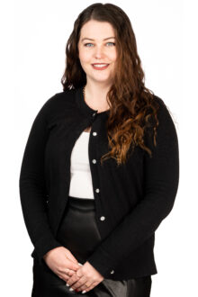 Hannah Weir - Business Manager