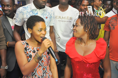 Chidinma - Remy Martin At The Club September V