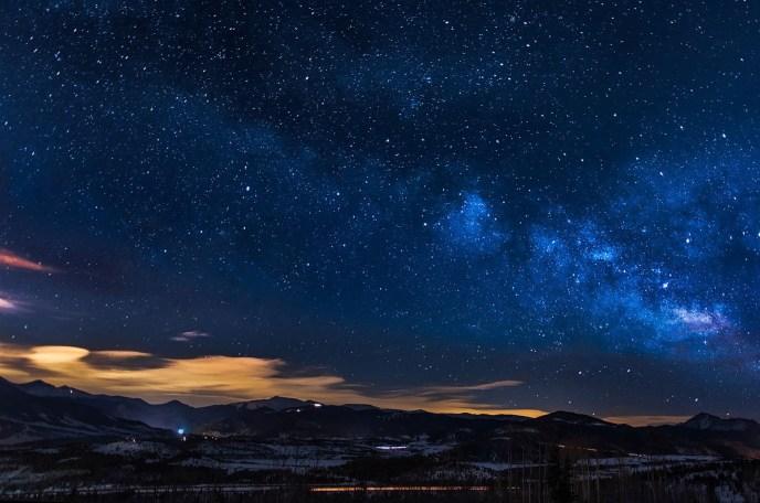 Colorado at Night