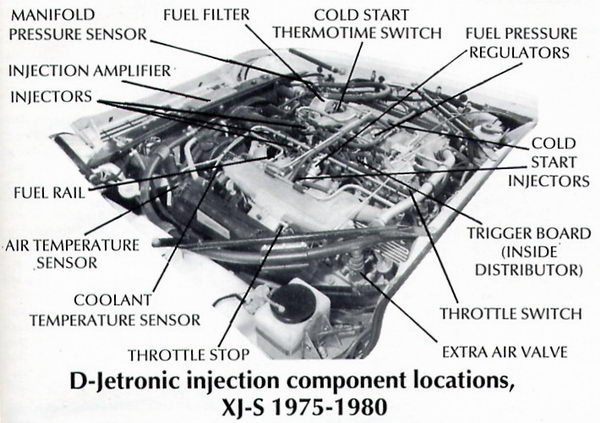 bosch map sensor wiring diagram double outlet jaguar v12 fuel injection 1975-1980 - d jetronic / aj6 engineering
