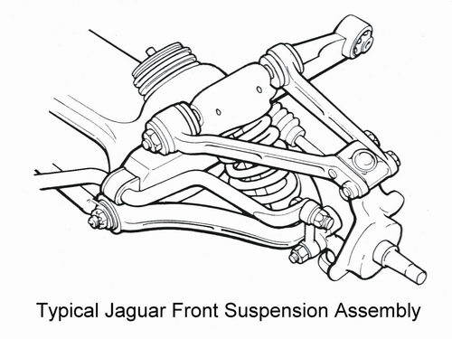 Jaguar S Type Strut Diagram, Jaguar, Free Engine Image For