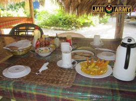 Brigitta's Breakfast at River Lodge