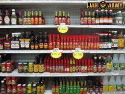 Jamaica hot & spicy!